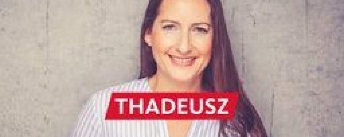 Live Talk war 2 mit Jörg Thadeusz
